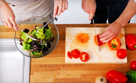 Cooking Organically on a Budget Class for Two (a $330 value) - Naked Nutrition in Flemington