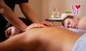 INDJA CENTRO OLISTICO: Massaggio rilassante di coppia da 60 minuti con maschera viso da Indja Centro Olistico (sconto fino a 79%)