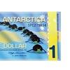 Antarctica One Dollar Penguin South Pole Centenary Note