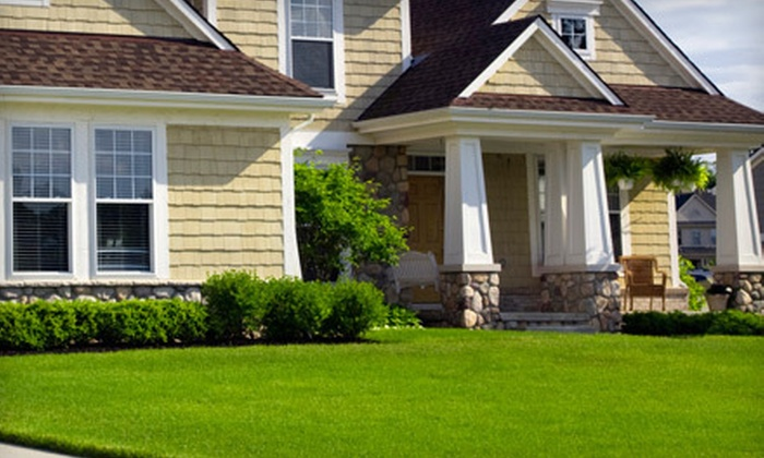 Pro Turf Lawn and Tree Service - St Louis: $25 for a Lawn Fertilization and Weed Treatment from Pro Turf Lawn and Tree Service ($50 Value)
