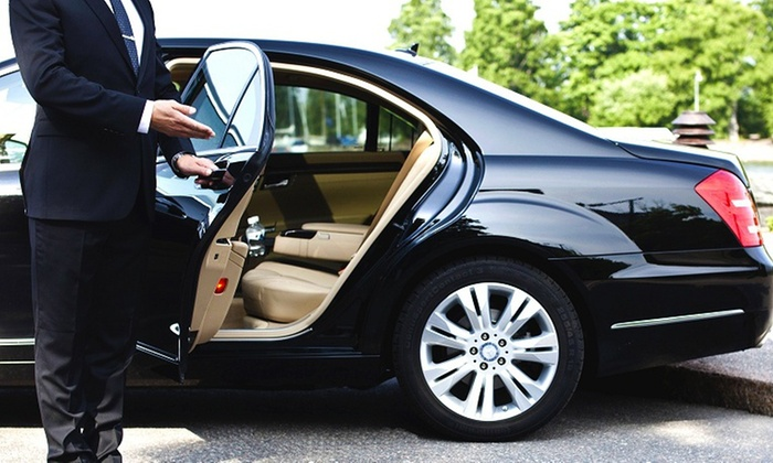Black Flag Limo - Flushing: $225 for $300 Worth of Chauffeur Services — Black Flag Limo