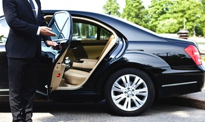 Black Flag Limo: $225 for $300 Worth of Chauffeur Services — Black Flag Limo