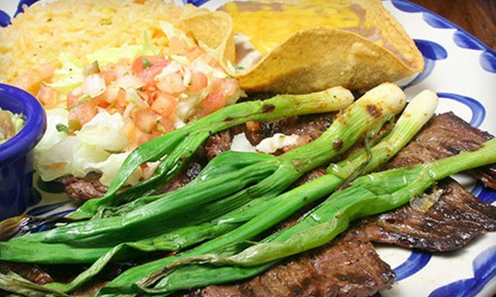 Ixtapa Mexican Restaurant and Cantina - Lunenburg: Mexican Cuisine at Ixtapa Mexican Restaurant and Cantina (Half Off). Two Options Available.