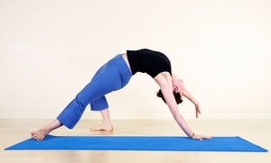 Yoga By Degrees: $35 for Five Yoga Classes at Yoga By Degrees ($95 Value)
