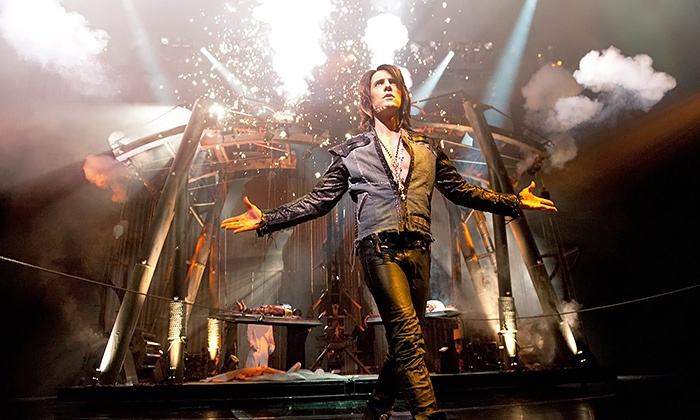 Criss Angel Believe - Luxor Hotel and Casino: Criss Angel Believe at Luxor Hotel and Casino (Up to 39% Off)