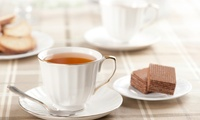Afternoon Tea for Up to Six at The Well