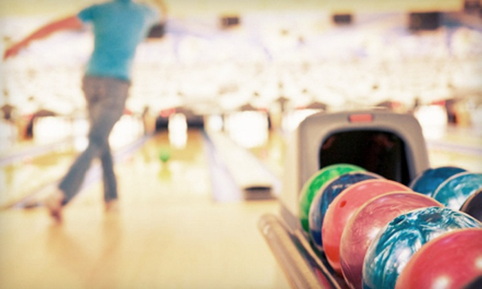 Meridian Bowling Lanes - Meridian Avenue Hospitality Corridor: Two Hours of Bowling, Pizza, and Soda for 5 or 24 at Meridian Bowling Lanes (Half Off)