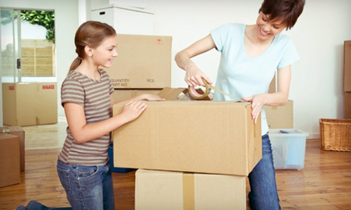 The Florida Movers - Jacksonville: $99 for Two Hours of Moving Services from The Florida Movers ($200 Value)