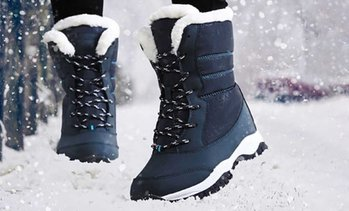 Thermal Snow Ankle Boots