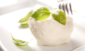 Lake Ontario Winery: Mozzarella-Making Class with Food and Wine for Two or Four at Lake Ontario Winery (Up to 59% Off)