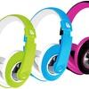 Urban Beatz Tempo Headphones with In-Line Mic