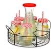 Artland Gingham Beverage Set (21-Piece)