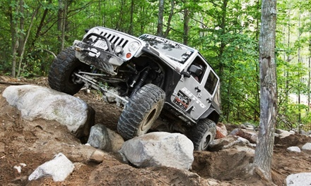 One-Day Off-Roading Package or Two-Hour ATV Rental Package for Two at Bundy Hill Off Road (Up to 53% Off)