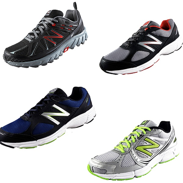 factory outlet 60% discount enjoy complimentary shipping Men's New Balance Running Trainers in Choice of Style for £29.99