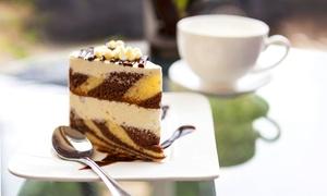 Maszynownia: Ciasta, napoje, przekąski i więcej: 30 zł za groupon wart 50 zł na pozycje z menu i więcej opcji w Maszynowni (-40%)