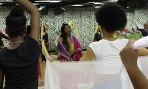 Bast The Bellydancer: Four Dance Classes from Bast The Bellydancer (65% Off)