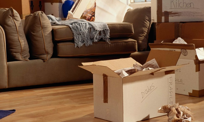 Mamma's Boy Moving Service - Atlanta: Two Hours of Moving Help with Two Movers and a Truck from Mamma's Boy Moving Service (Up to 52% Off)