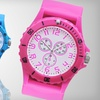 $6.99 for a Geneva Women's Slap Watch