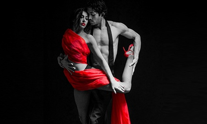 Tango Lovers - The Lincoln Theatre: Tango Lovers at The Lincoln Theatre on Saturday, November 16, at 7 p.m. (Up to 36% Off)
