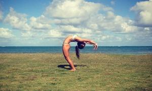 808 Yoga at Studio X: 10 or 20 Yoga Classes at 808 Yoga at Studio X (Up to 67% Off)