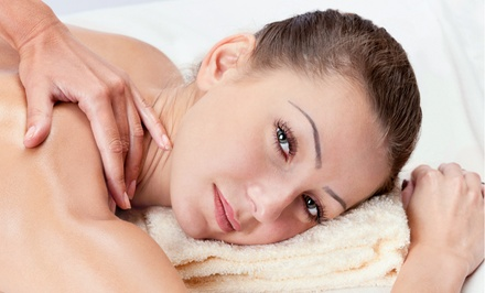 One or Three 60-Minute Relaxation Massages at Tony & Friends Salon and Spa (Up to 66% Off)