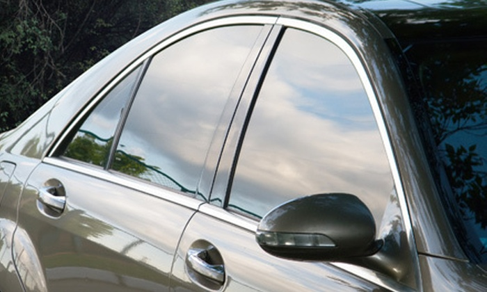 Audio House of Napa CA - Soscol: Window Tinting for a Two-Door Car, or a Four-Door Car, SUV, or Truck at Audio House of Napa CA (Up to 80% Off)