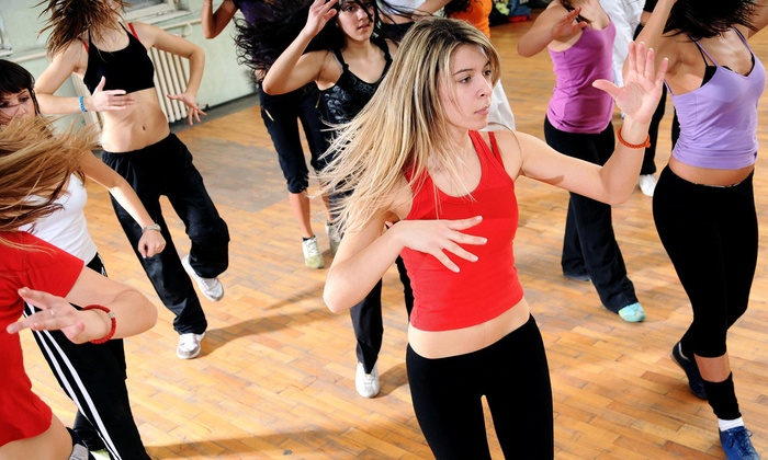 Foster Dance Studios - Evanston: Three Zumba Classes with Purchase of A Ten-Class Punch Card for Adult Dance Classes at Foster Dance Studios