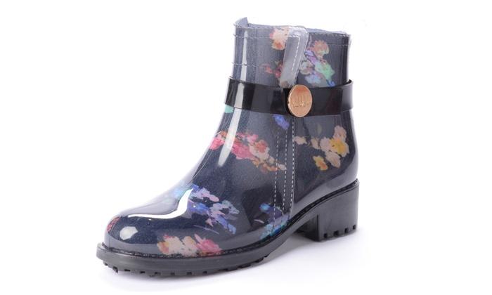 Clearance: Nicole Miller NEW YORK Women's Rain Boots (Size 5 ...