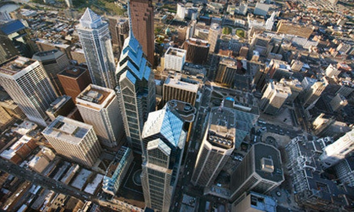 Philadelphia Center for Architecture - Center City East: $7 for a Two-Hour Architectural Walking Tour from the Philadelphia Center for Architecture (Up to $15 Value)