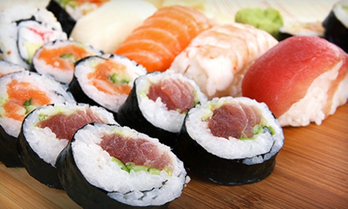 Shige Japanese Cuisine - Boise: $25 for $50 Worth of Japanese Food at Shige Japanese Cuisine