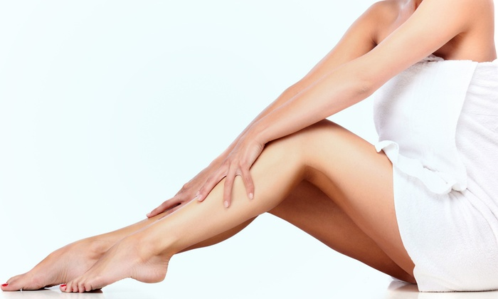 Ocean Breeze Spa - Vaughan: Six Laser Hair-Removal Treatments on a Small, Medium, Large, or Extra-Large Area at Ocean Breeze Spa (Up to 93% Off)