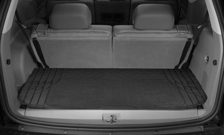 Trimmable Vinyl Trunk Liner