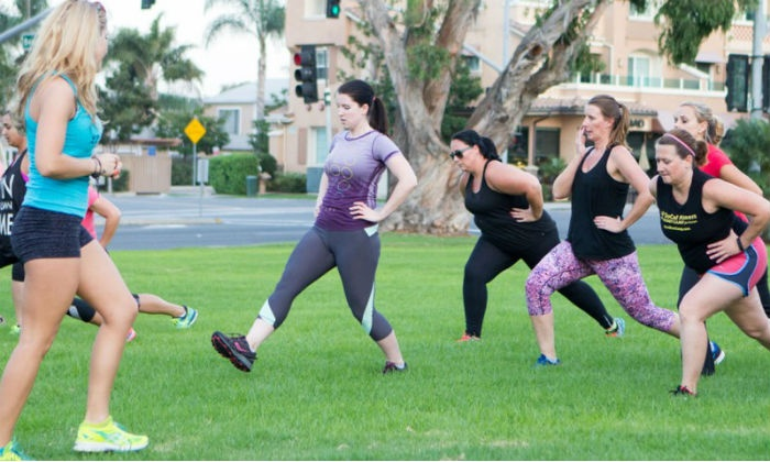 SoCal fitness Bootcamp for women - Multiple Locations: Five or 10 Women's Boot Camp Sessions with a Body Fat Assessment at SoCal Fitness Bootcamp (Up to 66% Off)