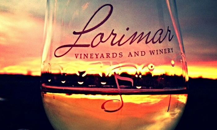 Lorimar Vineyards and Winery - Temecula: Wine Tasting for Two or Four on Weekdays or Weekends at Lorimar Vineyards and Winery (Up to 50% Off)