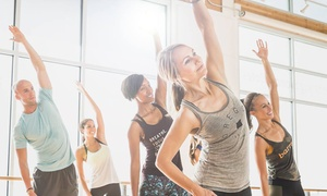 Barre3: Four Classes or Two Months of Unlimited Classes at Barre3 (Up to 60% Off)