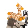 3-Pack of Animal Planet Safari Pet Plush-Assorted
