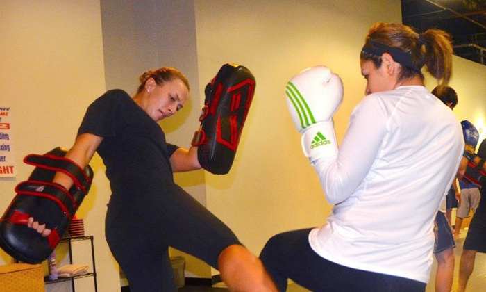 Octagon MMA - Oak Lawn: One Month of MMA, Kickboxing, or All-Access Classes at Octagon MMA (Up to 81% Off)