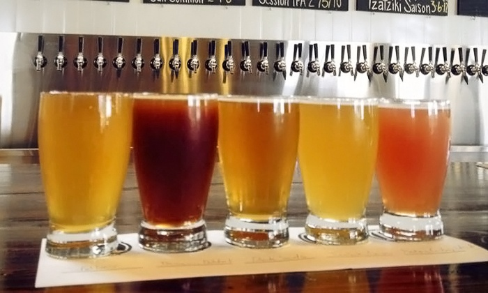 I & I Brewing - I & I Brewing: Beer Flights and Pints for Two or Four at I & I Brewing (Up to 49% Off)