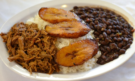 Venezuelan Dinner for Two or Four at Q'Kenan (Up to 36% Off)