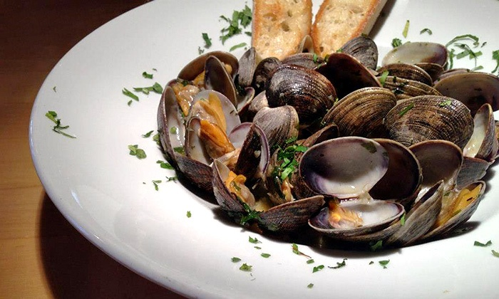 Coho Cafe - Multiple Locations: $17 for $30 Worth of Seafood and Eclectic Cuisine at Coho Cafe