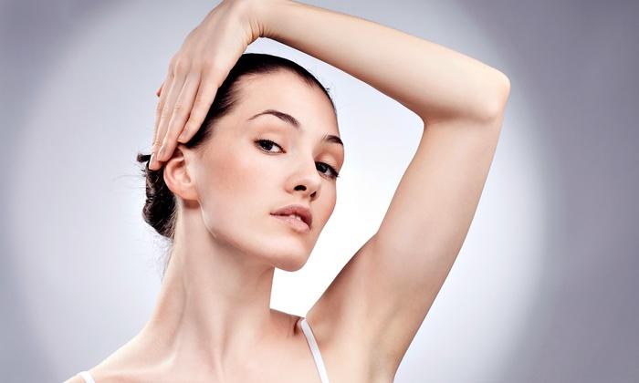 American Laser Med Spa - Nor Este: $99 for Six Laser Hair-Removal Treatments at American Laser Med Spa (Up to $1,680 Value)