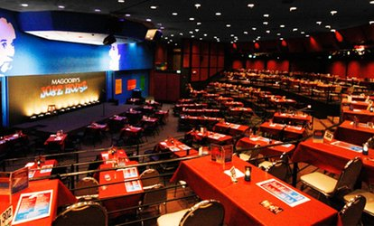Standup for Two, Four, or Eight at Magooby's Joke House (Up to 58% Off)