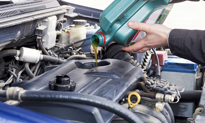 Oil Change at Xpress Lube Service Center (Up to 39% Off). 12 Options Available