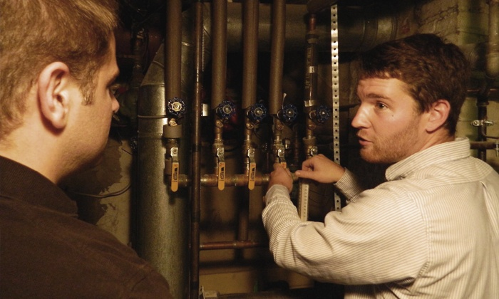 T-Mark Plumbing Heating & Cooling - Buffalo: $29 for a Furnace or Boiler Inspection and Tune-Up from T-Mark Plumbing Heating & Cooling ($109 Value)
