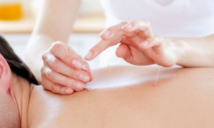 Acupuncture Solutions: Acupuncture Consultation and One or Three Treatments at Acupuncture Solutions LLC (Up to 77% Off)