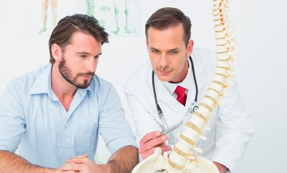 Spinal Examination and Two Follow-Up Sessions at Pain & Posture Wellness Centre (73% Off)