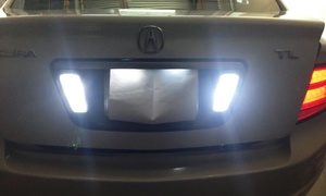 Nocturnal Vision LLC: Automotive LED Lights for Cars or SUVs with Installation from Nocturnal Vision LLC (Up to 57% Off)