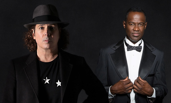 Boney James and Brian McKnight - Hard Rock Rocksino Northfield Park: Boney James and Brian McKnight at Hard Rock Rocksino Northfield Park on Saturday, August 15 (Up to 50% Off)