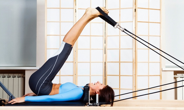 Studio 32 Pilates - Studio 32 Pilates: Five Pilates Reformer Classes or One Month of Pilates Classes at Studio 32 Pilates (Up to 67% Off)