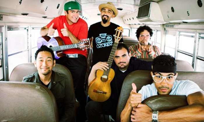 Ozomatli with AfroZep - House of Blues Chicago: $12 to See Ozomatli with AfroZep at House of Blues Chicago on Friday, July 26, at 8 p.m. (Up to $35.05 Value)